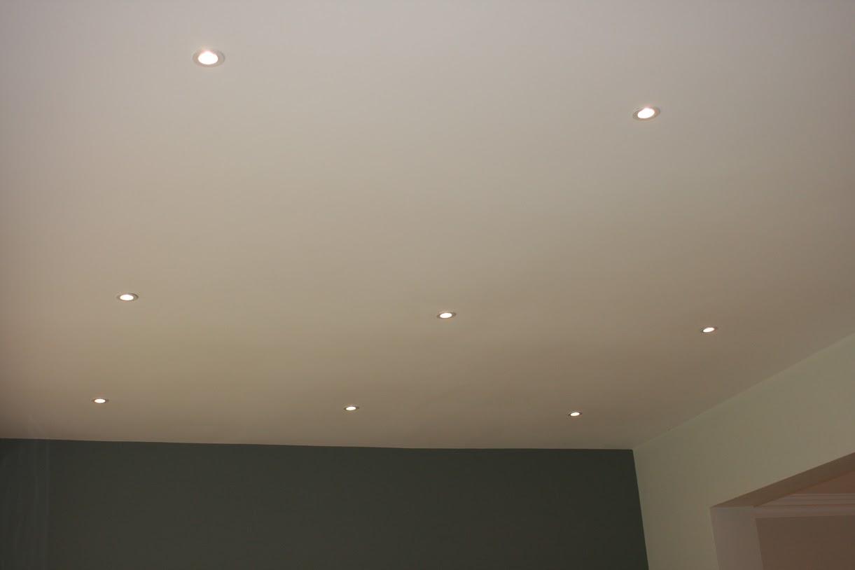 Ceiling spots